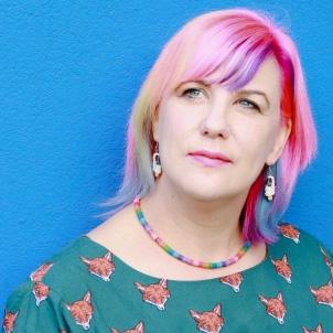Portrait of Dr Kate Fox
