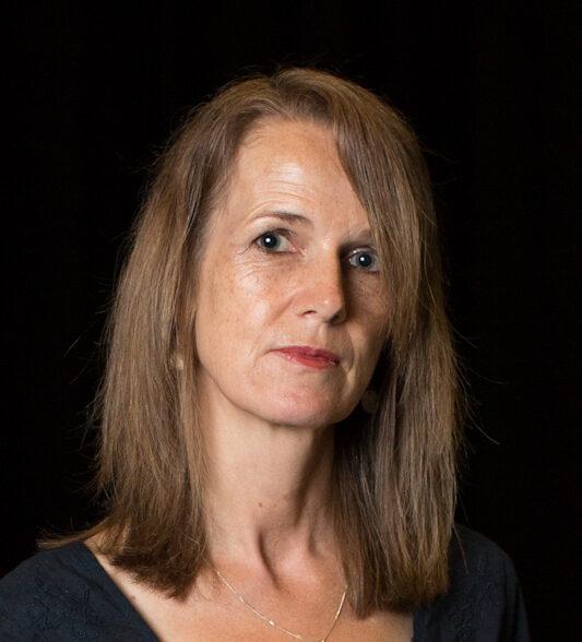 Portrait of Prof Nickie Shaughnessy