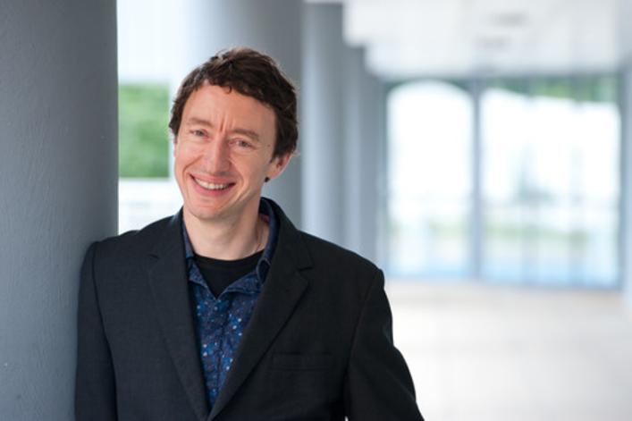 Portrait of Professor Paul Sowden