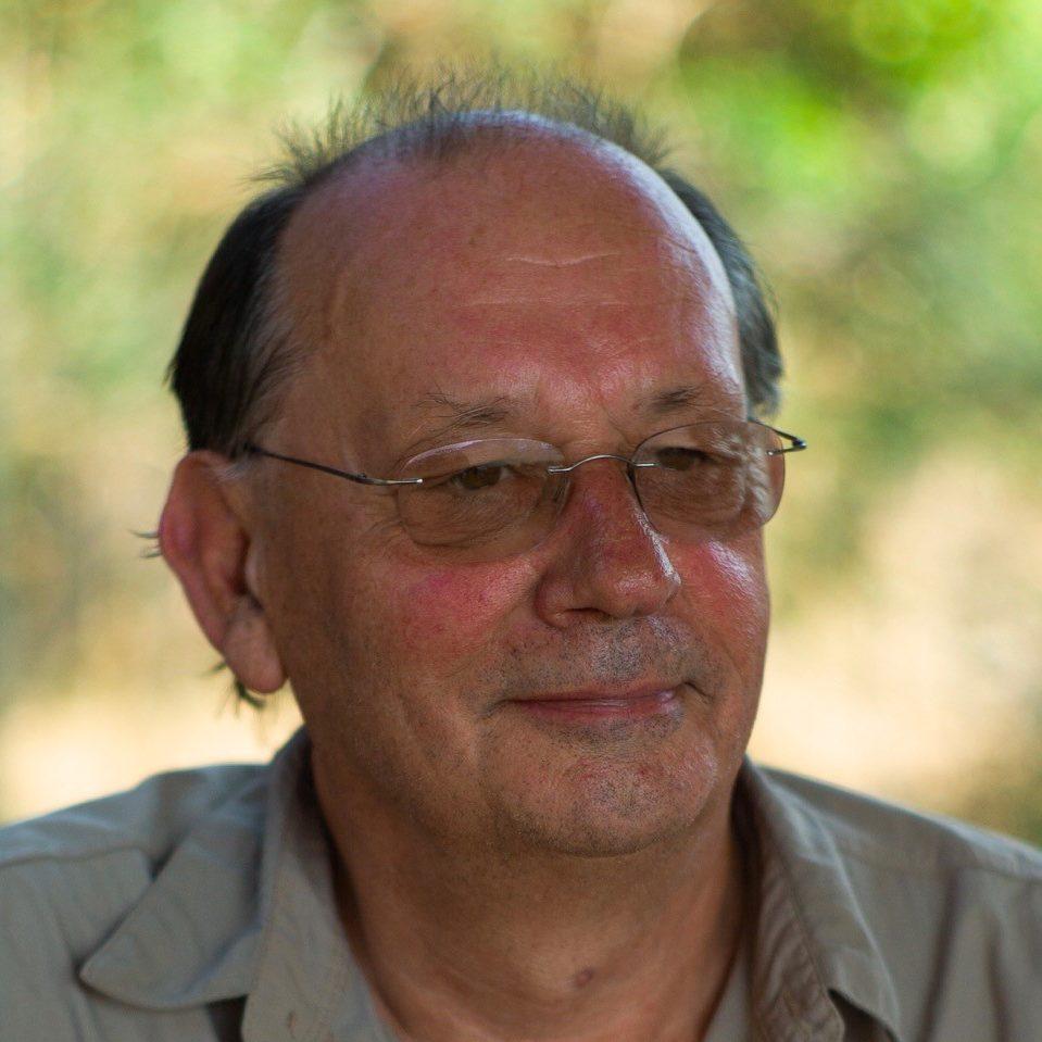 Portrait of Dr Philip Barnard