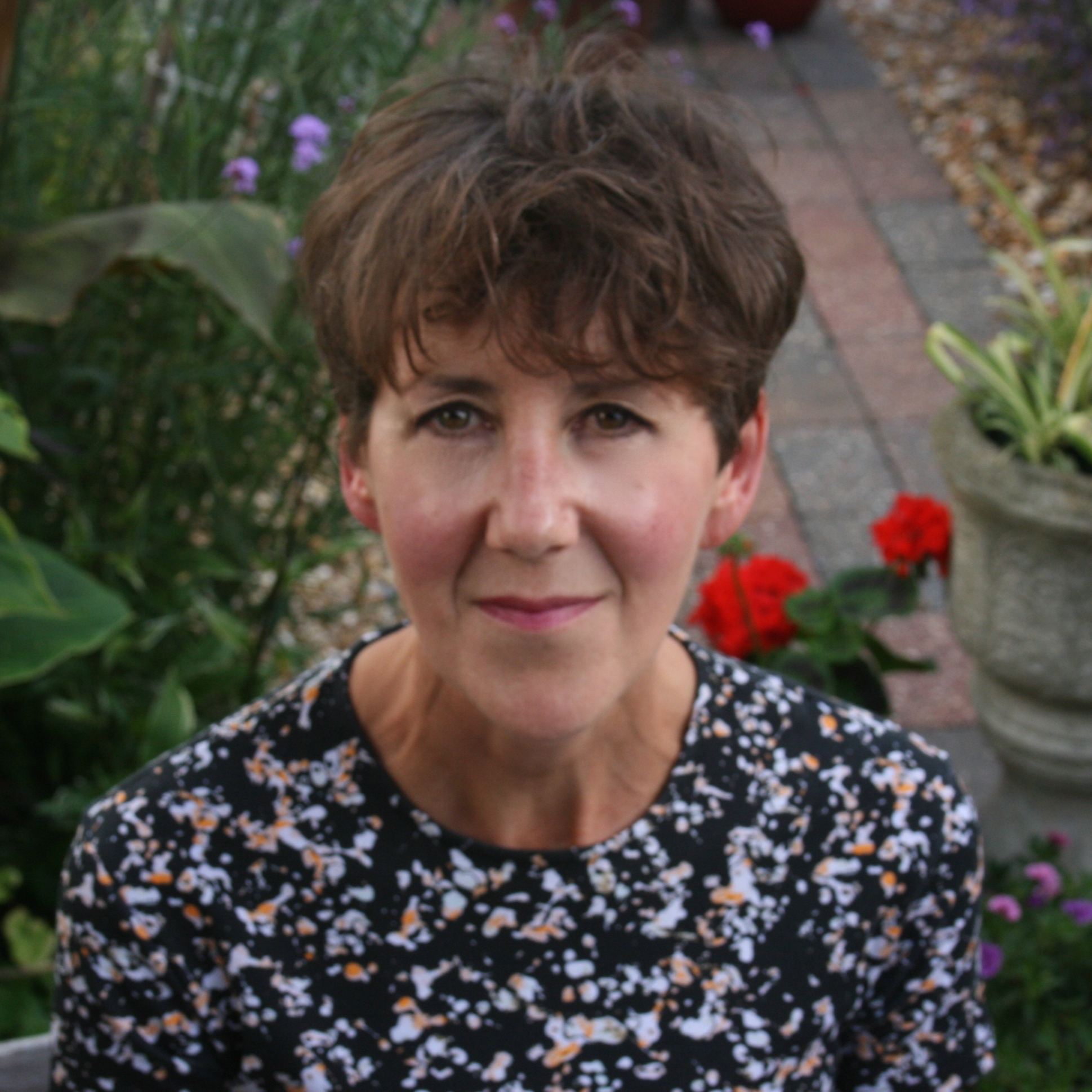 Portrait of  Wendy Keay Bright