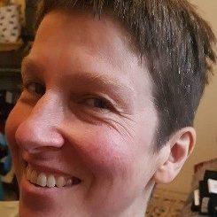Portrait of Dr Kristin Fredricksson