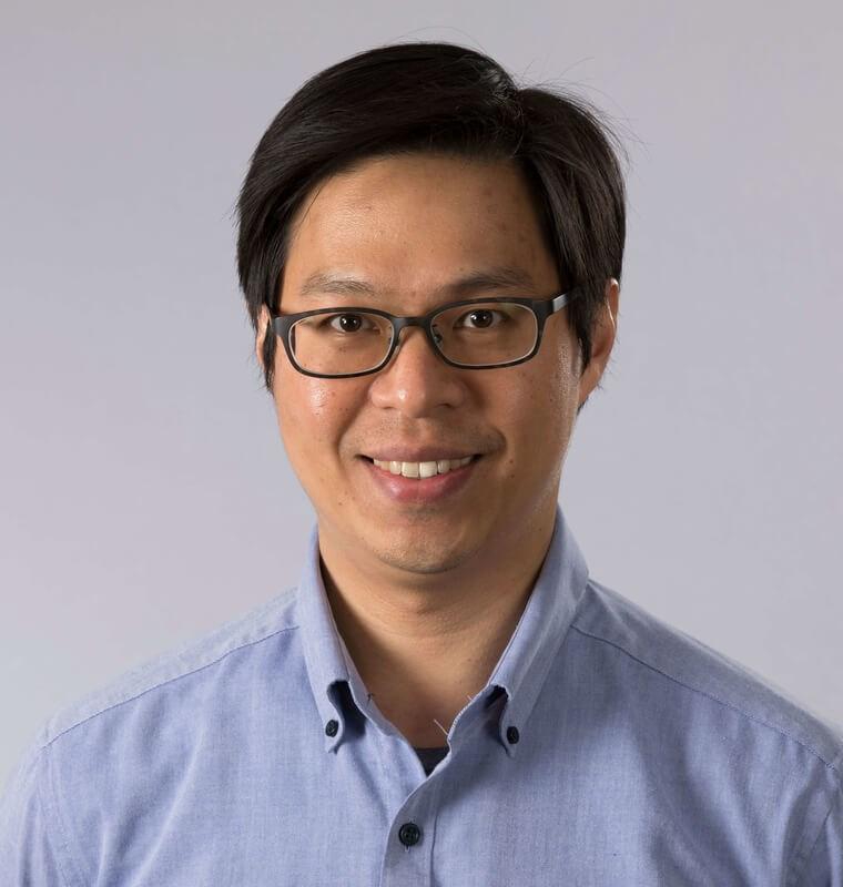 Portrait of Dr Meng-Chuan Lai