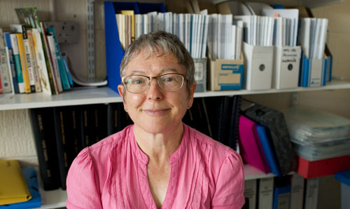 Portrait of Prof Professor Caroline Bond